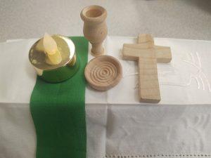 kid's altar
