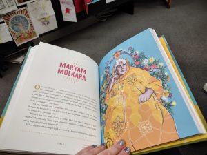 picture of maryam molkara